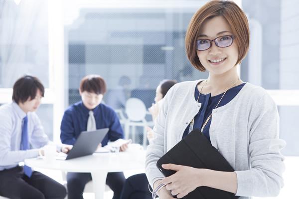 女性が活躍できるオフィス